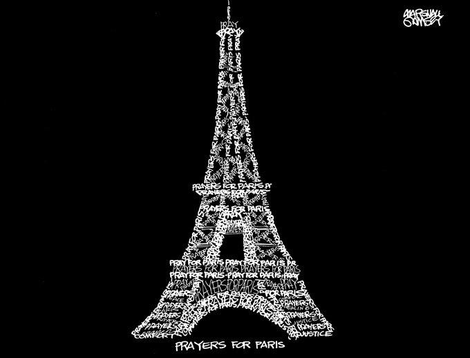 #prayforParis via @clarionledger https://t.co/CuropXdfEA