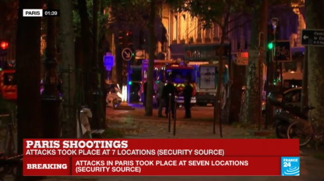#BREAKING - #Paris police authorities have put the latest death toll at 140 https://t.co/ym1PrRSPvP #ParisAttacks https://t.co/1AeY8ajDQc