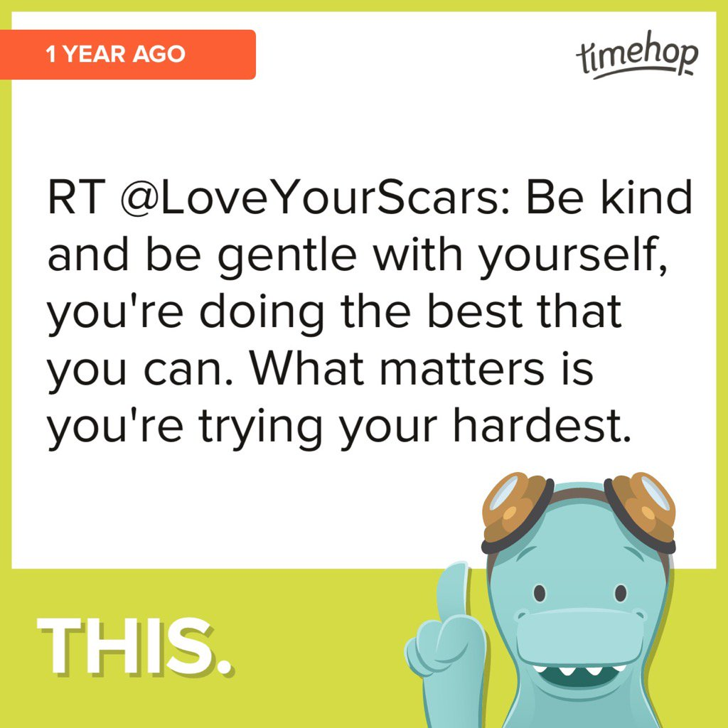 This. #timehop @LoveYourScars https://t.co/9xH4uuORrU