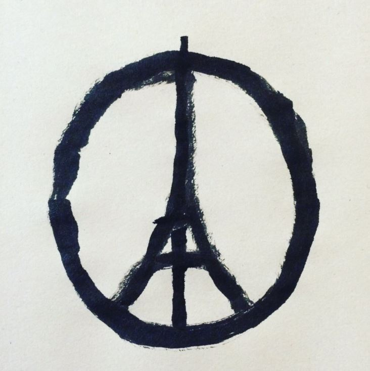 Sending love, peace and healing to @Paris. #JeSuisParis https://t.co/XdXQDBwcvN