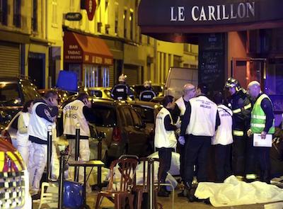 Ahora: Ataques en la ciudad de Paris deja 60 muertos https://t.co/NaCJZ1c3Kf  @AldoNunezN  @te_lnteresa https://t.co/hEbFhIA1xC