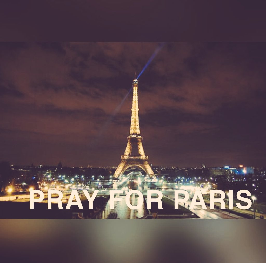 The LORD is close to the brokenhearted; he rescues those whose spirits are crushed. -Ps. 34:18 #PrayForParis https://t.co/uNMarv05W2
