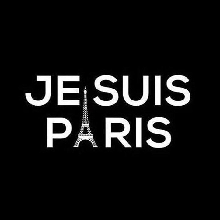 Siempre llevamos #Paris en el corazón, pero hoy más que nunca... #JeSuisParis #paris #prayforparis #nuncamas https://t.co/CBY1N10UZL