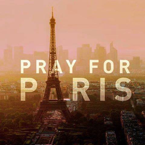 Let's stand together to pray for Paris and all of France! https://t.co/5NumUOBTnL