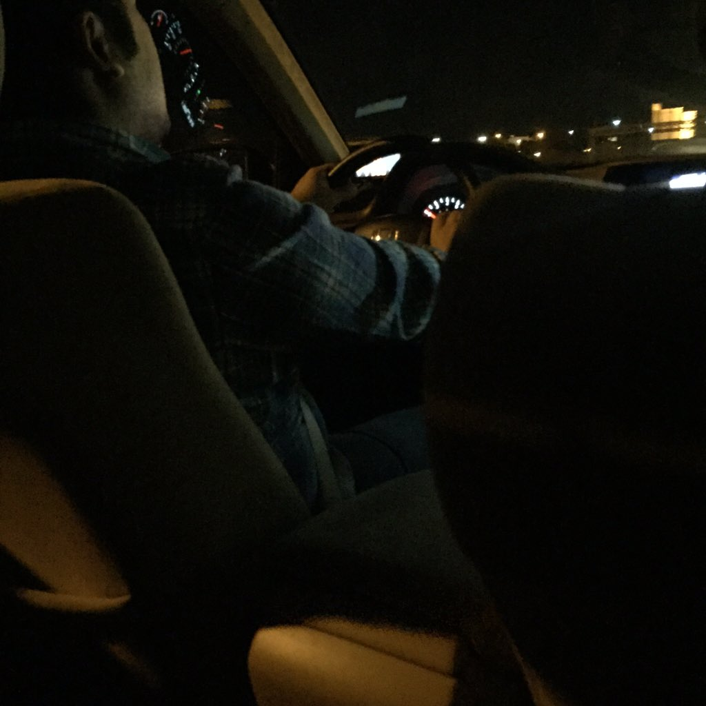 My Muslim uber driver is in tears over of Paris after I asked him if it will make his job harder this week #Humanity https://t.co/lShi81sQ2y