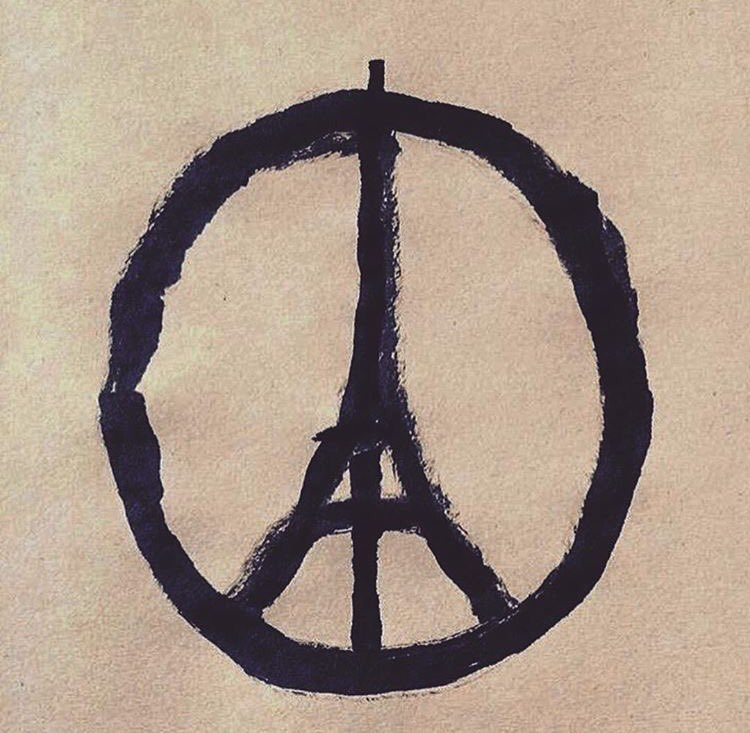 Heartbroken for the wonderful people in #Paris. We r all just so sad.. https://t.co/8HKWrfOP3N
