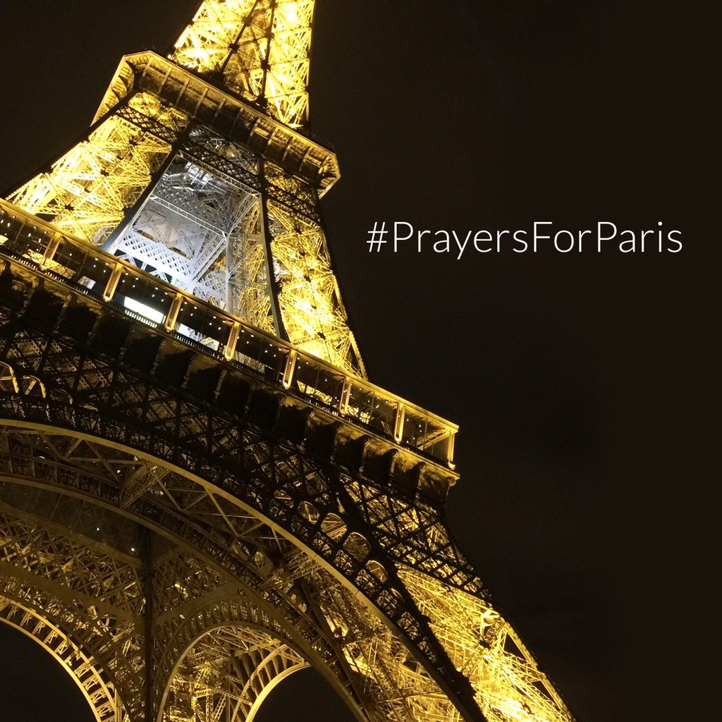 May we increase in our kindness to one another. #prayersforparis https://t.co/vQw4r3t9mW