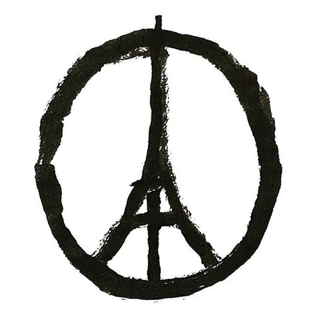 Thoughts are in #Paris tonight. Xo https://t.co/8mQ2qX1nWf