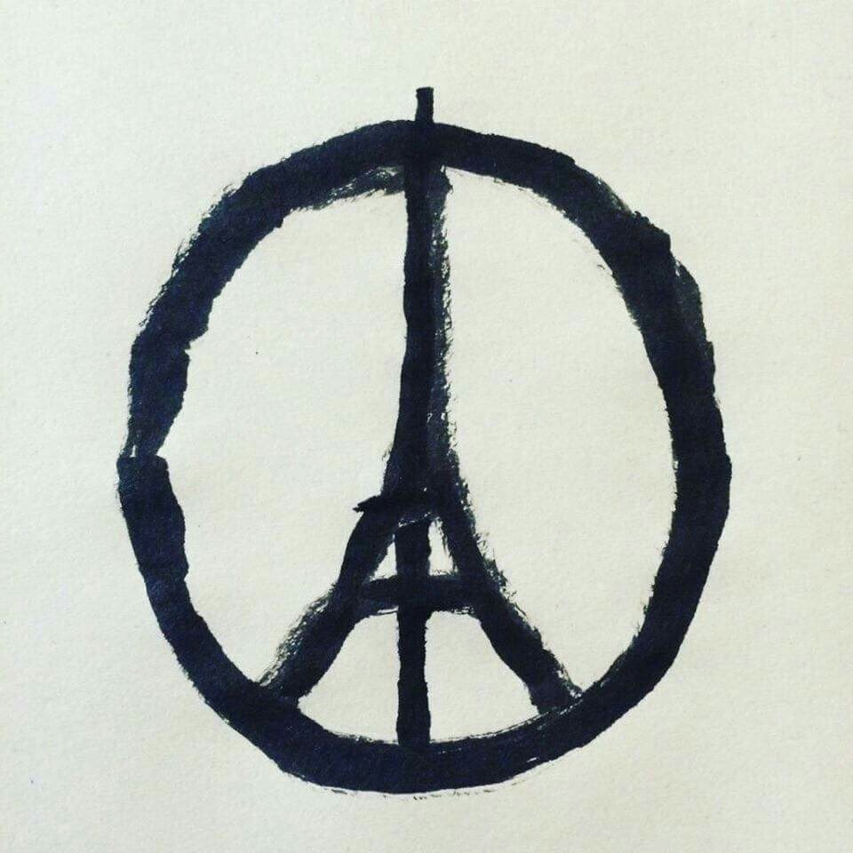 My heart & my thoughts go out to everyone in Paris. For those involved, I hope you find safety. https://t.co/P21crCfIGS
