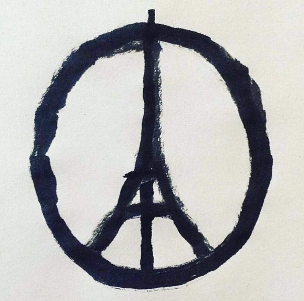 Our thoughts and prayers go out to those affected in tonight's attacks. #PrayForParis https://t.co/y9MXU8s3GL