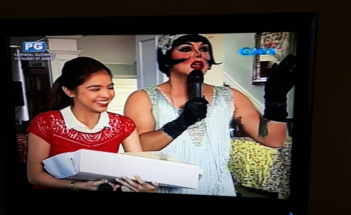 On a lighter note...Lola Tidora is the bomb! #ALDUBHappyBdayLOLA https://t.co/FBf0TOLQhZ