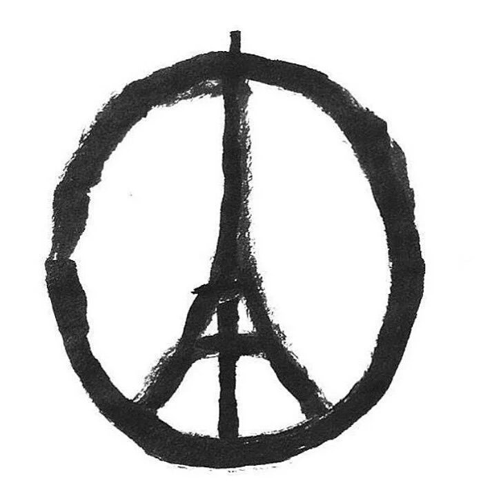 Our hearts are with Paris tonight. #PeaceForParis https://t.co/TwMFcO9sDj