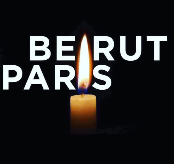 Terrorism knows no race nor nationality, it affects us all. Together we stand strong against terrorism #Beirut2Paris https://t.co/3K5QW1zwrh