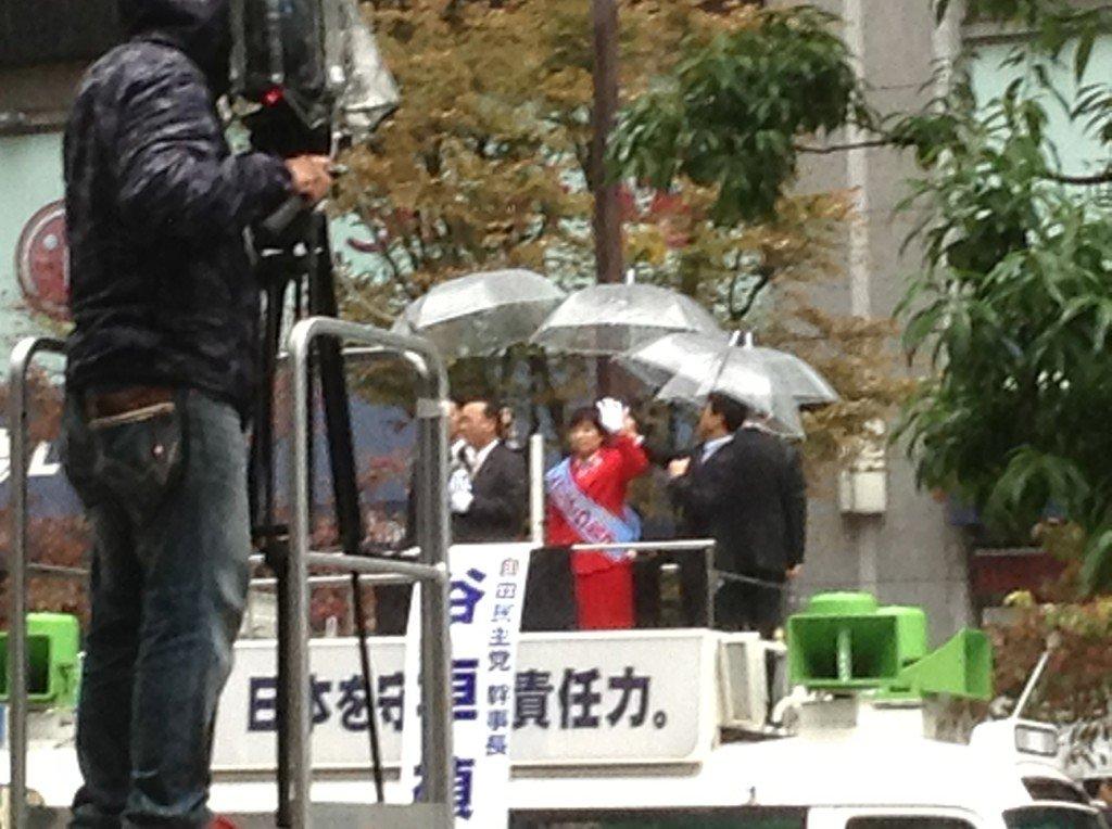 谷垣幹事長「政治の世界は投票で決着をつけなくてはいけない。住民投票で否決されたのにまた都構想に再挑戦と言っていては大阪は前に進めない」 https://t.co/l1yVnZNcvD