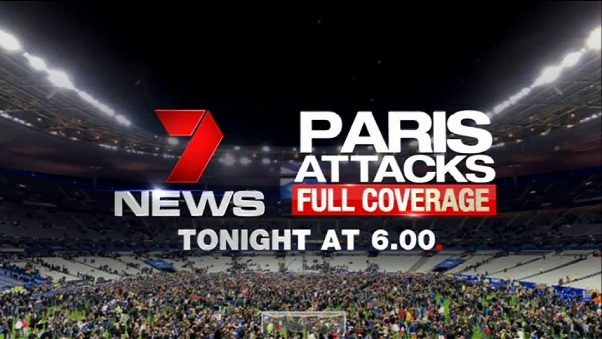 Paris attack live coverage on channel7 now with markferguson7 paris attack live coverage on channel7 now with markferguson7 watch live publicscrutiny Images