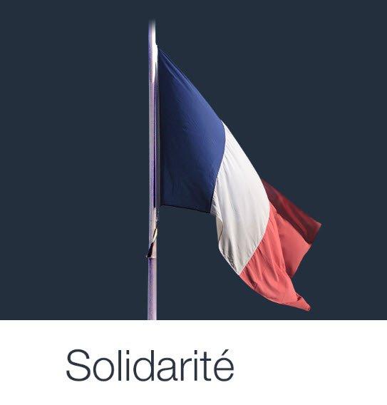 Solidarité. #ParisAttacks https://t.co/s8NM4fG3uR