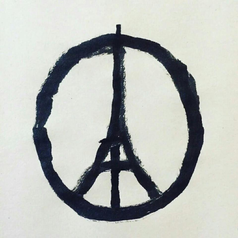 We stand in support of our colleagues at @ed_lamartiniere and our thoughts and prayers are with Paris. https://t.co/Jyv5Qn3T3v