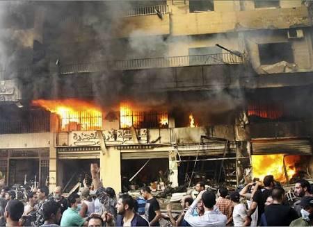 No sólo #París bajo ataque > 43 muertos y 239 heridos en Líbano AYER ,pero eso no se retransmite en las noticias. https://t.co/jEjcMa8CY6