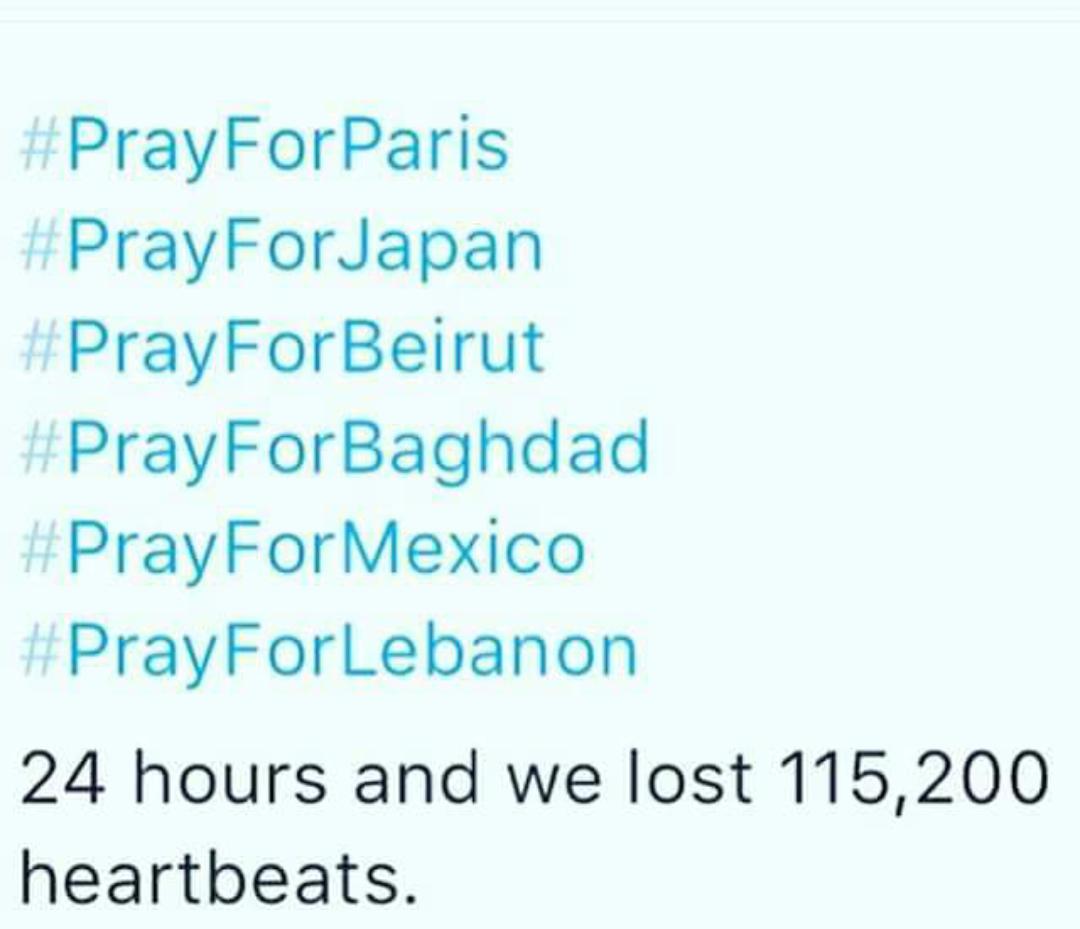 #prayfortheworld https://t.co/lHzO064Wt5