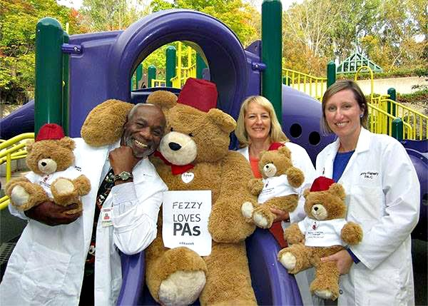 Happy Birthday, Fezzy™! 20% donated to @shrinershosp, providing expert pediatric care ► https://t.co/FLrfIOJSm5 https://t.co/qYJdmABhe3