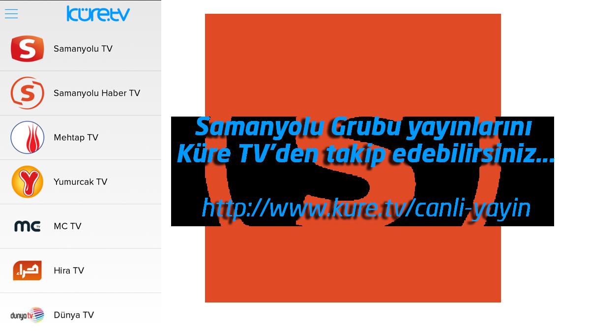 Samanyolu Grubu yayınlarını Küre TV'den takip edebilirsiniz:  https://t.co/jHcYp6Il8G https://t.co/siO6bHiOy0