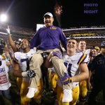 Les Miles will remain the king of Death Valley. #PhotoOfTheNight https://t.co/oEEfqnMODI