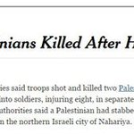 2nd @nytimesworld headline in week casts Palestinian attackers as victims. https://t.co/OofmQHrdQ0 @nytimes https://t.co/x4BdHg2cKx