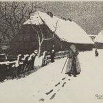 Zum 1. #Advent - Vom pommerschen #Dorf https://t.co/QDWm1LSLun https://t.co/i5Jgj4NXhQ
