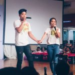 Welcome back to Fairview Terraces, you two. Cuties. #PSYThanksgivingDay https://t.co/eLOpDfwlyx