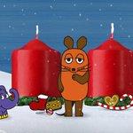 Das MausTeam wünscht euch einen schönen und entspannten 1. Advent! https://t.co/BmTzLRS8Nr
