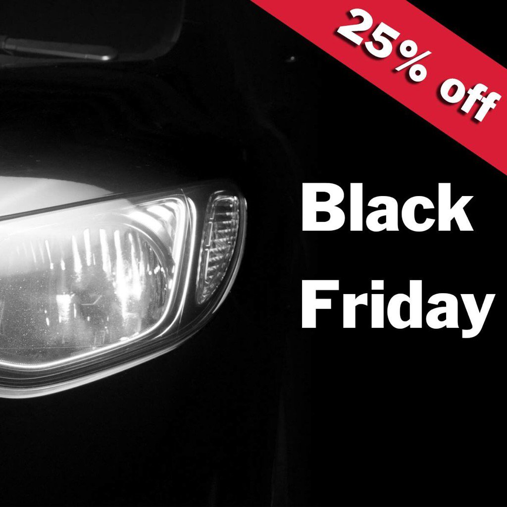Last chance to save 25% on car parking*, book by midnight using code BLKFRI at apply