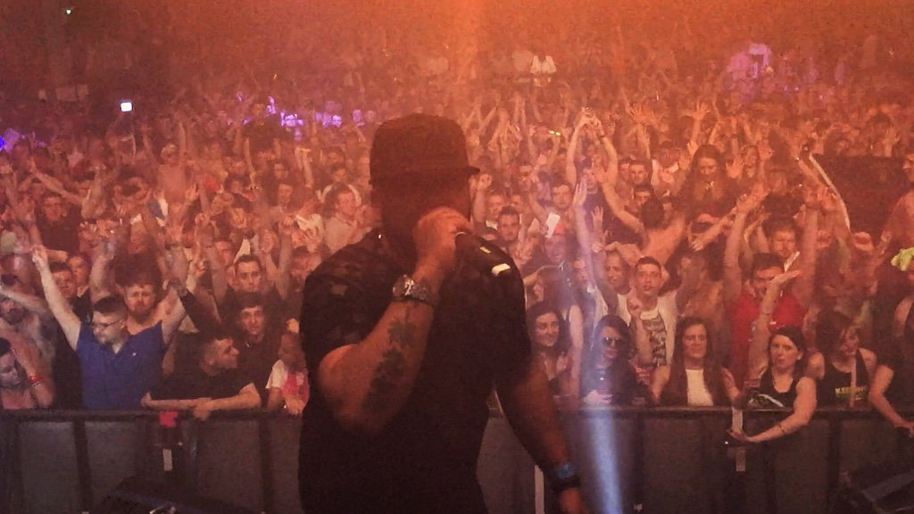 About last night: Insanity…Thank you Glasgow! #EA #lifesquad #KTRA https://t.co/rxTqcI4sxz