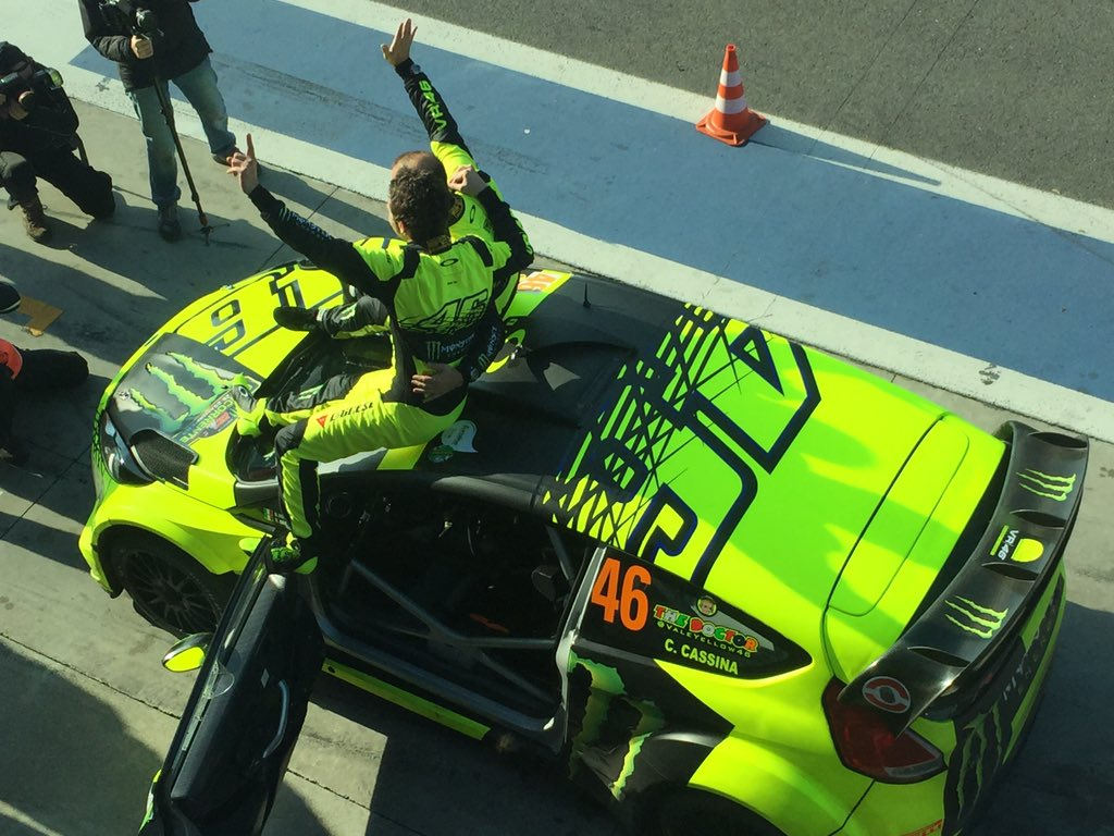 Monza Rally winner! https://t.co/zEqiwN94Xn