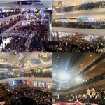 #PSYThanksgivingDay now holds @FTerraces record of highest no. of crowd in a day - over 10,000 #ThankYouForTheLove https://t.co/nGglKDidld