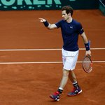 Here we go! @DavisCup Trophy @andy_murray is coming for you! #BackTheBrits #DavisCupFinal https://t.co/f1MAAFti2k