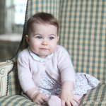 The Duke and Duchess hope everyone enjoys these new photos of Princess Charlotte as much as they do. https://t.co/ylZ7VvOuIY