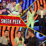 #SneakPeek! RT if your mann ma emotion jaage seeing the guests for tonight! #BB9WithSalmanKhan https://t.co/pF0rR2vLbA