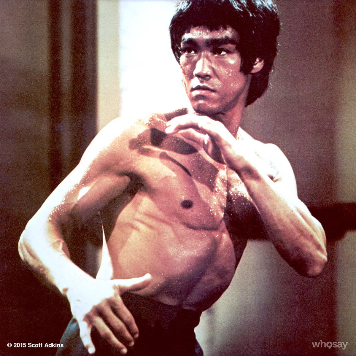 Happy 75th to the best there ever was and the best there ever will be #BruceLee75 @brucelee https://t.co/7DPvvpc4ot