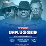 @TigoMusicGhana ???????????????????????? the noses are in town @VVipGhana ...Moro is the day ..baba yara is the venue #Unplugged15 https://t.co/gpkqBvdmYm