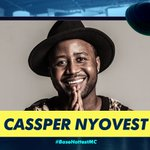 Congratulations to SAs Hottest MC for 2015 @CassperNyovest #BaseHottestMC https://t.co/9X7vhSIXet