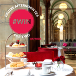 RT & FLW for the chance to #win a Deluxe Afternoon Tea... the ultimate #Xmas prezzy! https://t.co/D6R0LWMymA