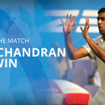 Ravichandran Ashwin picked up the MotM award in the 3rd Test for his bowling figures of 5/32 & 7/66 #INDvSA https://t.co/XFPLARU9W2