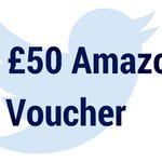 In honour of #BlackFriday #Win 1/2 £50 Amazon vouchers! RT and follow to enter, ends 7.12.15 #comp #FreebieFriday https://t.co/GgN3juHY2t