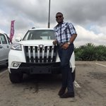 #KantankaIsInTown James Gardiner riding the Kantanka SUV from the Accra Mall to the West Hills Mall https://t.co/tEJ6ErluZ9