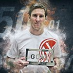 Lionel Messi wins the 2015 #Goal50! https://t.co/Dbnt2DzYig https://t.co/UIIH7VG3lT