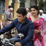 Double Dhamaka for @Samanthaprabhu2 fans.. Her new stills from #24TheMovie and A..Aa.. https://t.co/RwKBX2uWkP