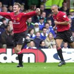 Leicester and #mufc also met as the @PremierLeagues top two in 2000 - see the goals: https://t.co/3B3DmdwBRU https://t.co/e02Z9zovYl