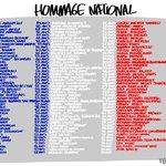 Voici les noms des 130 disparus qui ont été prononcés lors de lhommage national https://t.co/WyCh7RFQGG https://t.co/9aBQ6ubOfU