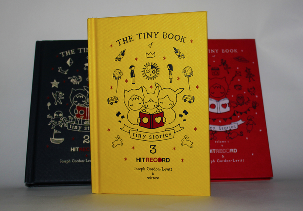 RT @hitRECord  Here's a literary gift idea of the tiny variety: https://t.co/tzVfsNK5en #BelieveInTinyStories https://t.co/HodfqAqBUV