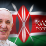 Thank you for your blessed visit @Pontifex . It has been a pleasure having you around. #KwaheriPope Francis. https://t.co/7xaYVTAubH